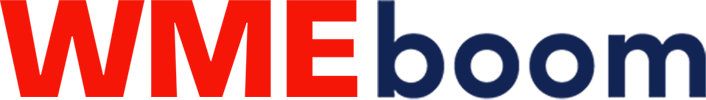 WME Boom Logo